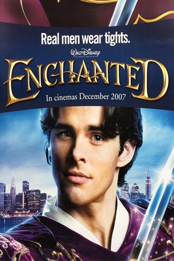 دانلود زیرنویس فیلم Enchanted 2007