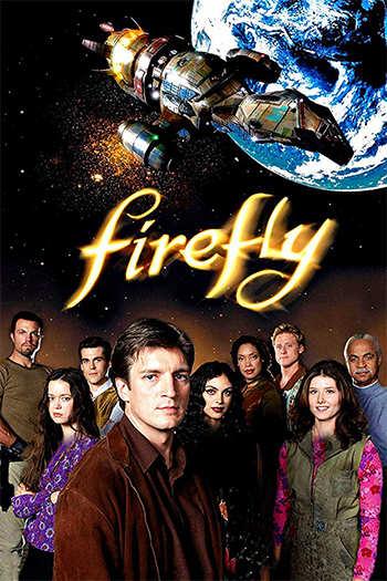 دانلود زیرنویس سریال Firefly
