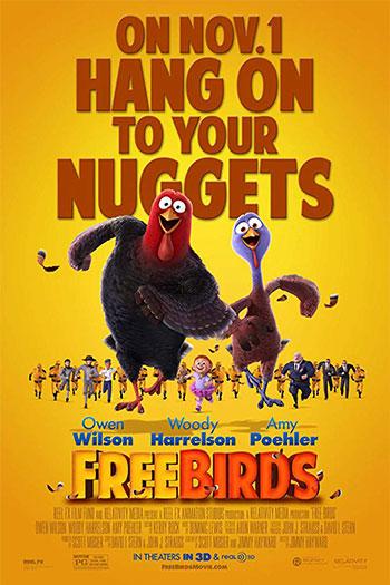 دانلود زیرنویس انیمیشن Free Birds 2013