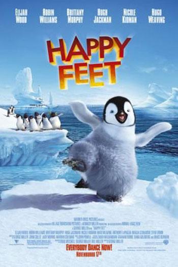 دانلود زیرنویس انیمیشن Happy Feet 2006