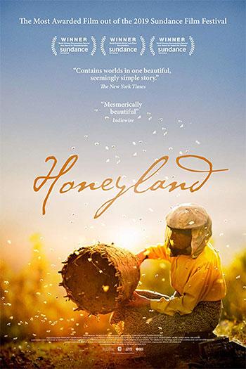 دانلود زیرنویس مستند Honeyland 2019