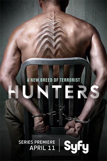 دانلود زیرنویس سریال Hunters