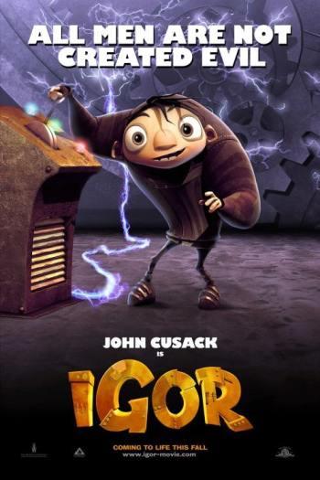 دانلود زیرنویس انیمیشن Igor 2008