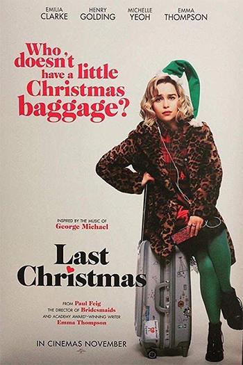 دانلود زیرنویس فیلم Last Christmas 2019