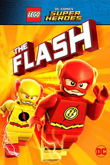 Lego DC Comics The Flash 2018