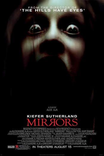 دانلود زیرنویس فیلم Mirrors 2008