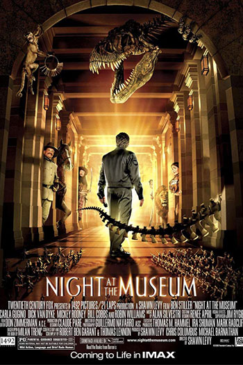 Night at the Museum 2006