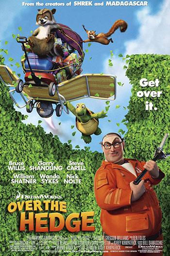 دانلود زیرنویس انیمیشن Over The Hedge 2006
