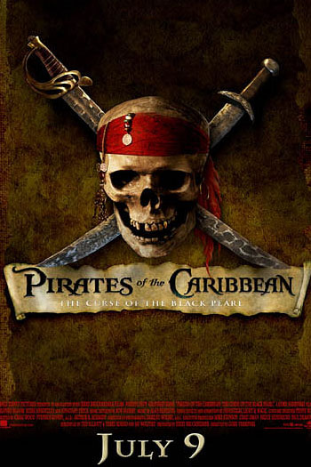 دانلود زیرنویس فیلم Pirates of the Caribbean: The Curse of the Black Pearl 2003