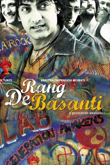 دانلود زیرنویس فیلم Rang De Basanti 2006
