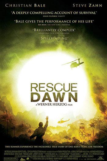 دانلود زیرنویس فیلم Rescue Dawn 2006