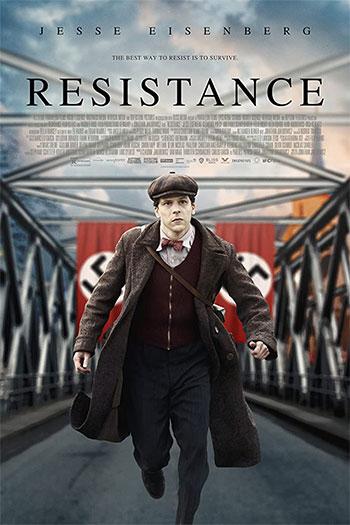 دانلود زیرنویس فیلم Resistance 2020