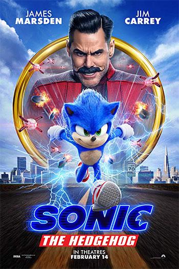 دانلود زیرنویس فیلم Sonic the Hedgehog 2020