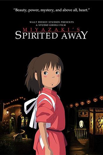 دانلود زیرنویس انیمیشن Spirited Away 2001