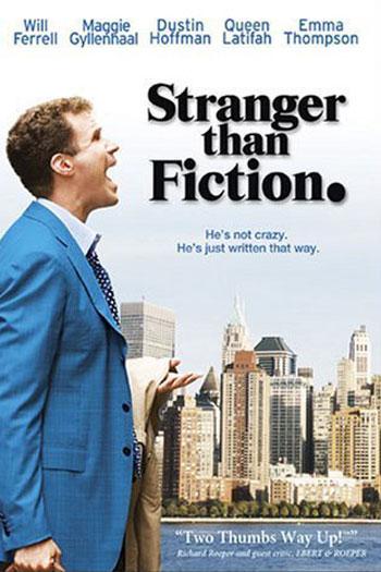 دانلود زیرنویس فیلم Stranger Than Fiction 2006