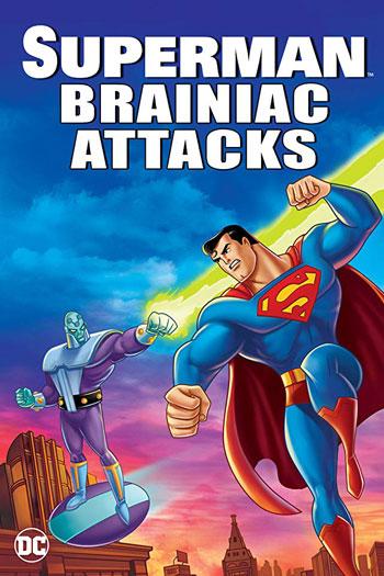 دانلود زیرنویس انیمیشن Superman: Brainiac Attacks 2006