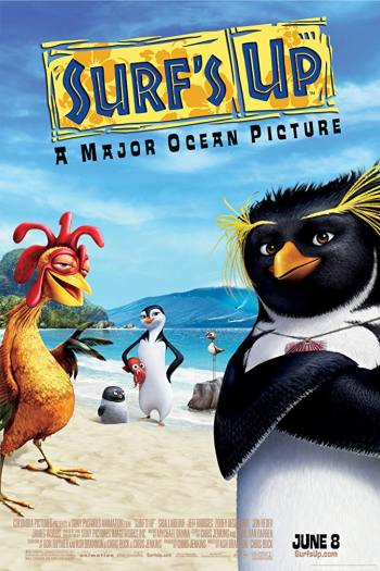 دانلود زیرنویس انیمیشن Surf's Up 2007