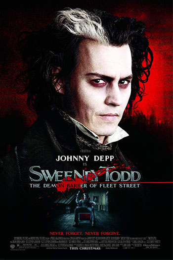 دانلود زیرنویس فیلم Sweeney Todd: The Demon Barber of Fleet Street 2007