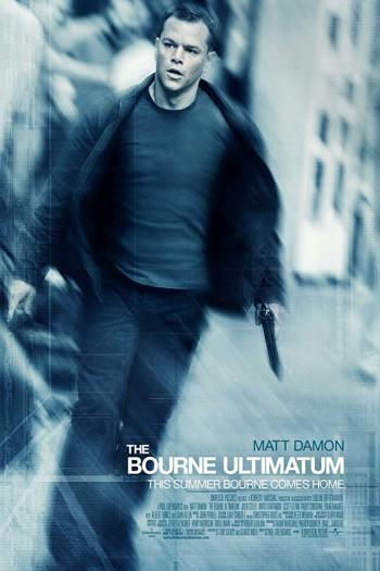 دانلود زیرنویس فیلم The Bourne Ultimatum 2007