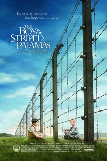 دانلود زیرنویس فیلم The Boy in the Striped Pajamas 2008