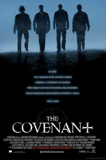 دانلود زیرنویس فیلم The Covenant 2006