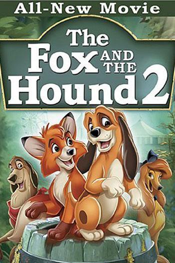 دانلود زیرنویس انیمیشن The Fox And The Hound 2 2006
