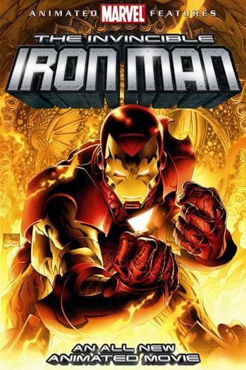 دانلود زیرنویس انیمیشن The Invincible Iron Man 2007
