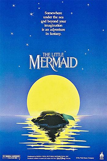 دانلود زیرنویس انیمیشن The Little Mermaid 1989