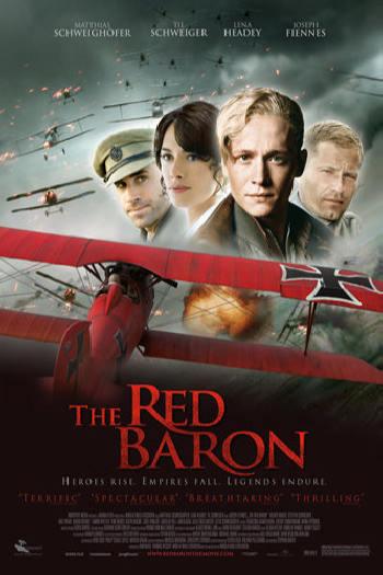 دانلود زیرنویس فیلم The Red Baron 2008