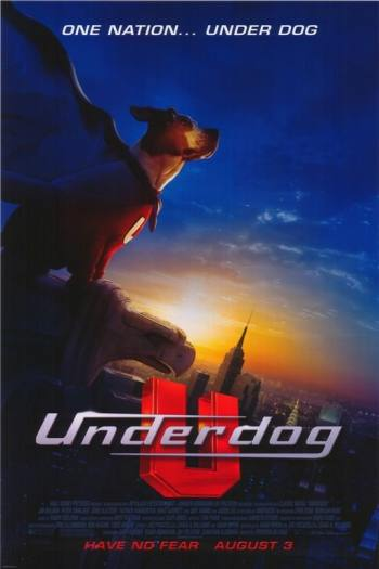 دانلود زیرنویس فیلم Underdog 2007