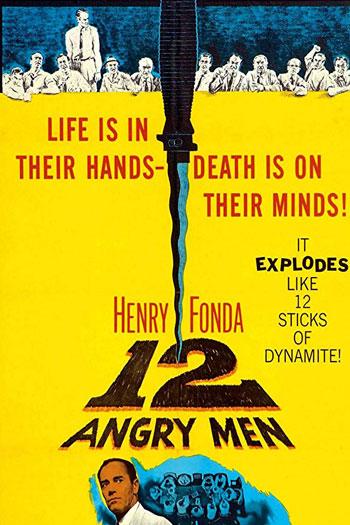 دانلود زیرنویس فیلم Angry Men 12 1957