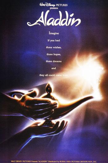 دانلود زیرنویس انیمیشن Aladdin 1992