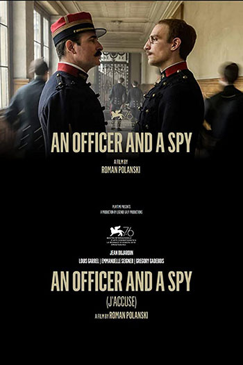 An Officer And A Spy 2019