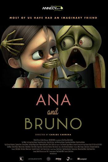 دانلود زیرنویس انیمیشن Ana y Bruno 2017