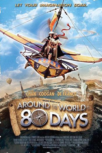 دانلود زیرنویس فیلم Around The World in 80 Days 2004
