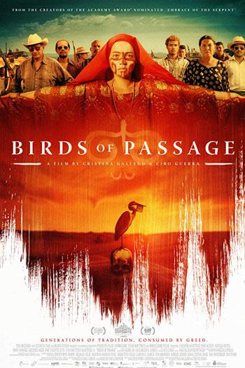 دانلود زیرنویس فیلم Birds of Passage 2018