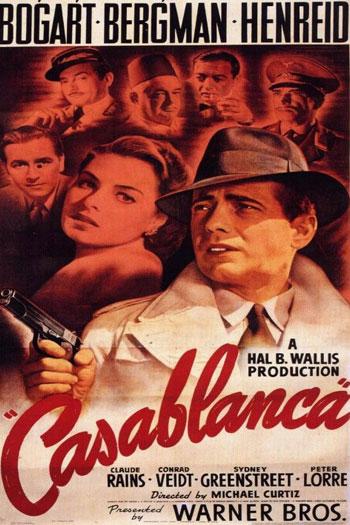 دانلود زیرنویس فیلم Casablanca 1942