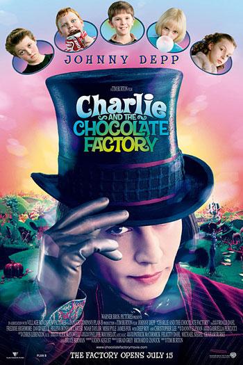 دانلود زیرنویس فیلم Charlie and the Chocolate Factory 2005