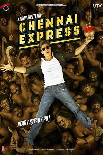 دانلود زیرنویس فیلم Chennai Express 2013
