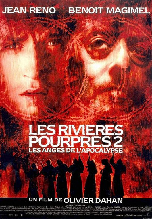 دانلود زیرنویس فیلم Crimson Rivers 2: Angels of the Apocalypse