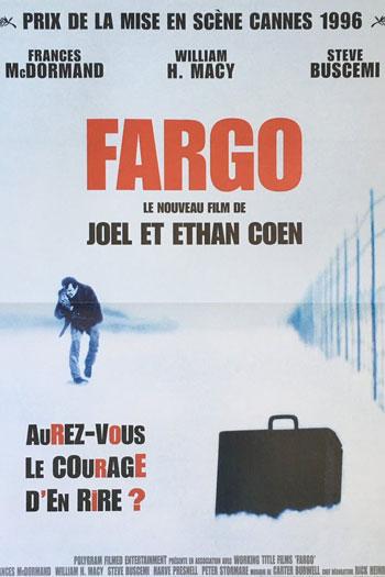 دانلود زیرنویس فیلم Fargo 1996