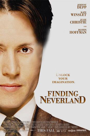 دانلود زیرنویس فیلم Finding Neverland 2004