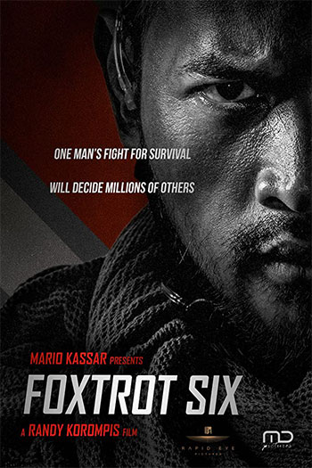 دانلود زیرنویس فیلم Foxtrot Six 2020
