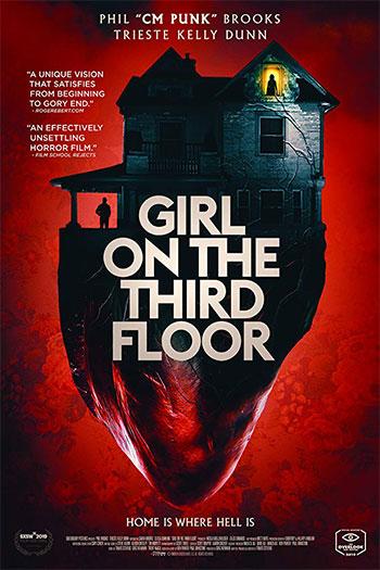 دانلود زیرنویس فیلم Girl on the Third Floor 2019