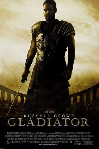 دانلود زیرنویس فیلم Gladiator 2000