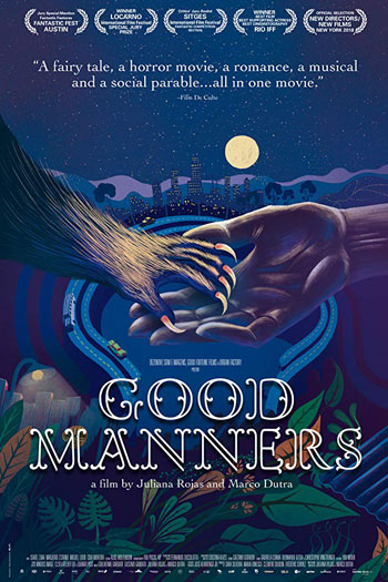 دانلود زیرنویس فیلم Good Manners 2017