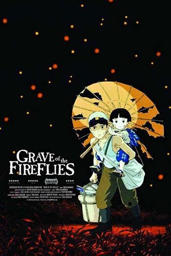 دانلود زیرنویس انیمیشن Grave Of The Fireflies 1988
