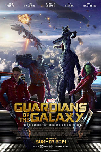 دانلود زیرنویس فیلم Guardians of the Galaxy 2014