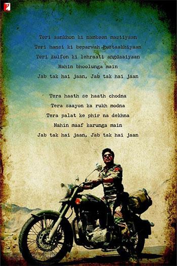 دانلود زیرنویس فیلم Jab Tak Hai Jaan 2012