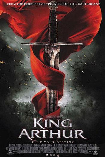 دانلود زیرنویس فیلم King Arthur 2004